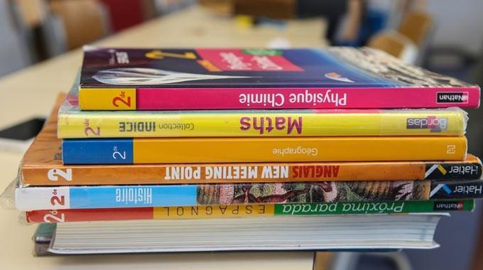 Listes livres 2018-2019
