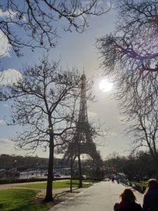 Séjour à Paris pour les Terminales Bac pro