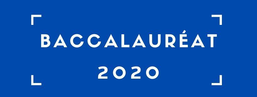 Baccalauréat 2020 : Je suis élève de première – Explication